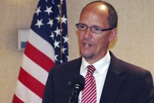 Tom Perez Elected New DNC Chair