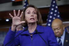 Pelosi: Why Yes–We're Looking At Ways To Impeach Trump