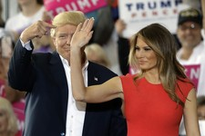 Liberals Attack Melania For Reciting Lord's Prayer at Rally