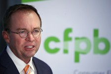'Christmas Comes Early' For Mulvaney? Federal Judge Rules CFPB's Structure Is Unconstitutional