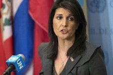 The Atlantic: Nikki Haley 'Has a Point' About UN Human Rights Council
