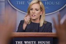 BIAS: One Of The Hecklers Who Accosted DHS Secretary Nielsen Works For DOJ