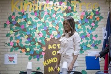 Analysis: Melania's Visit to Texas, and What Might Have Been