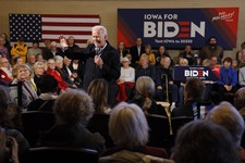 At Least He's Not Senile: Iowa Voter Who Joe Biden Trashed Responds