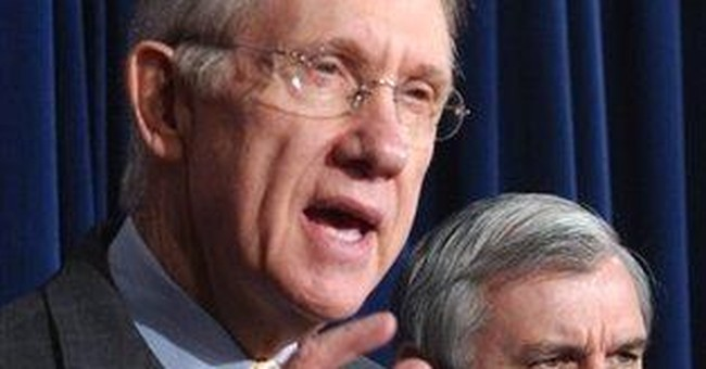 Harry Reid's effect on our troops