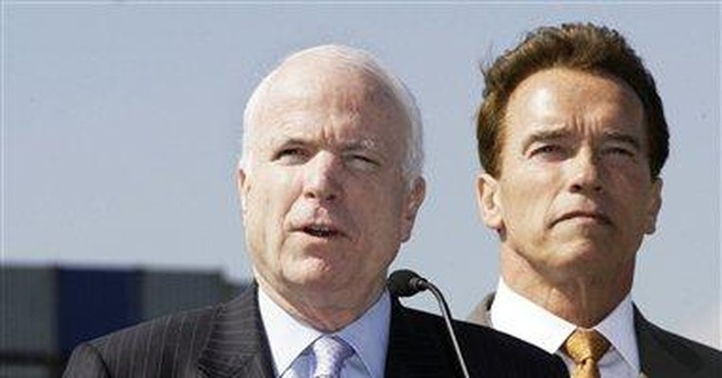 Conservatives, don't ignore McCain