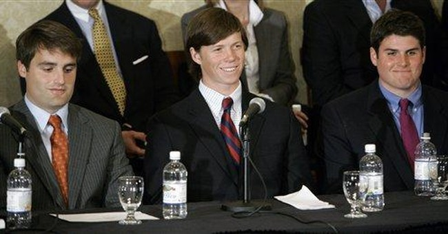 The Media's Trial of the Duke Lacrosse Players