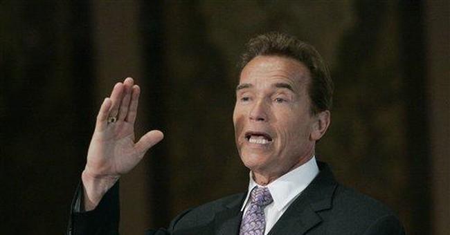 Arnold, Speak English, Please