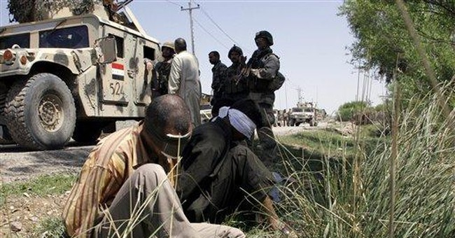 Al-Qaida Is the Problem in Iraq