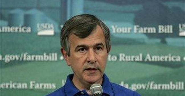 Republicans Fumble the Farm Bill