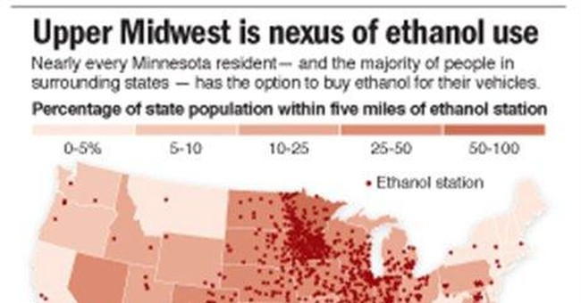 The Many Myths of Ethanol