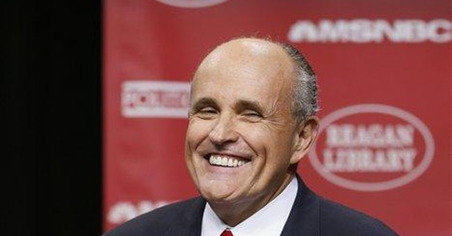Giuliani the insincere
