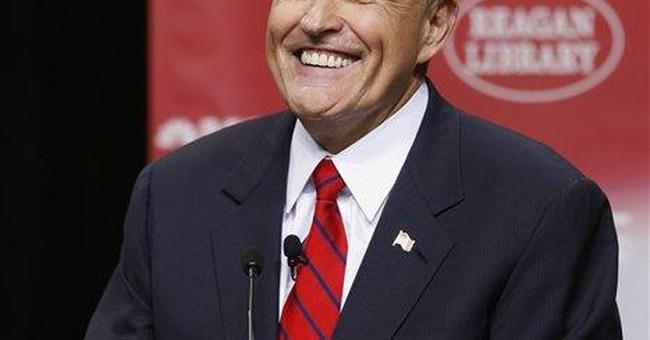 Giuliani the insincere
