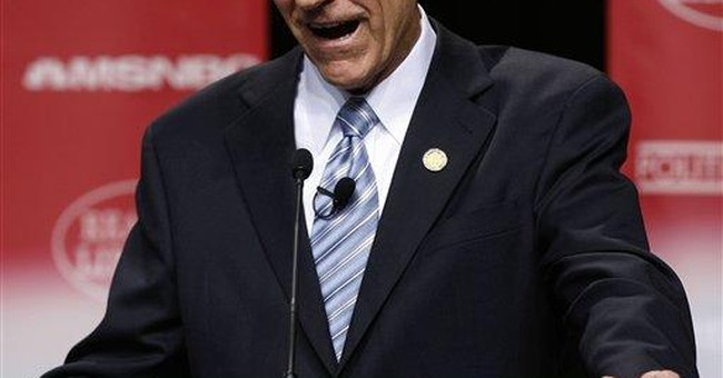 The Conservative Case Against Ron Paul