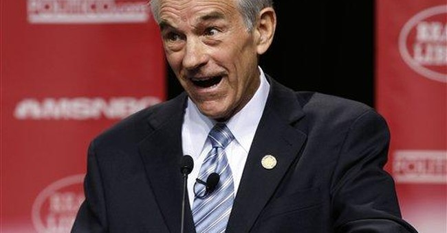 Taking Ron Paul Seriously