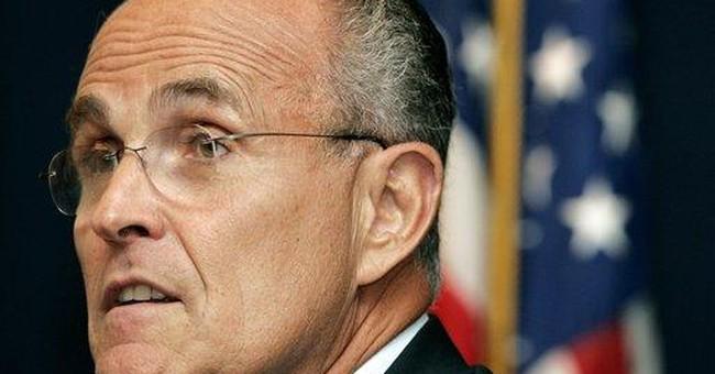 Giuliani and abortion