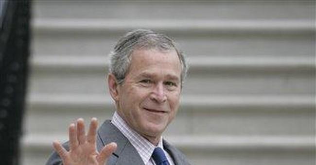 "Bush to Kill Pro-""Gay"" Bill?"