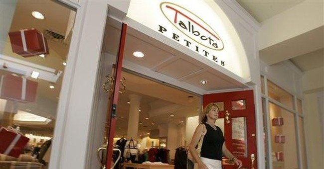 Talbots receives sweetened $211M buyout offer