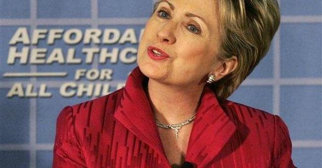 Memo to Dem Base re Hillary's Quick Trigger Finger