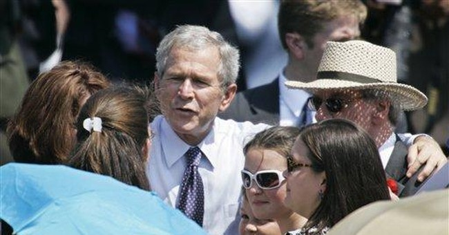 Democrats to Bush: You Are Evil