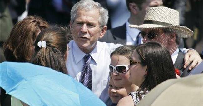 Democrats to Bush: You Are Evil