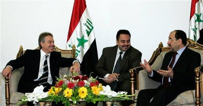 Why Bin Laden Wants Us To Fail In Iraq