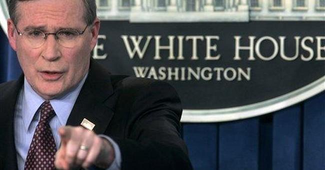 Mr. Bush: Meet Walter Jones