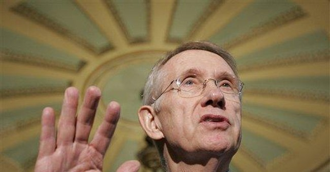 Harry Reid: Professional Menace