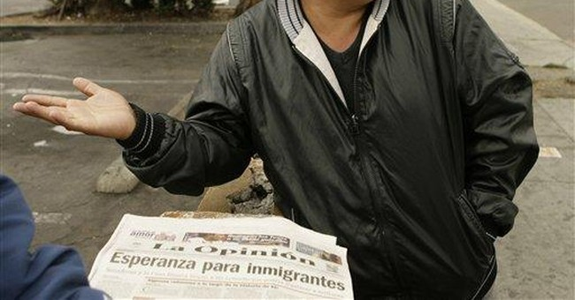 Immigration Semantics