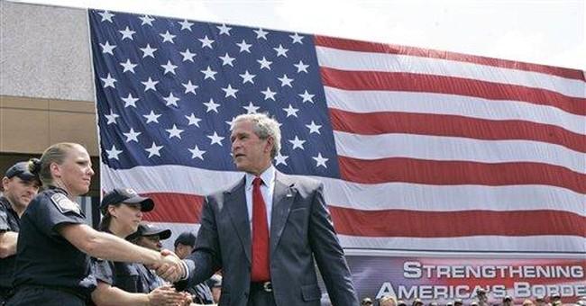Bush Push On Immigration Would Lead To GOP Self-Destruction