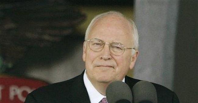 The Cheney Irony