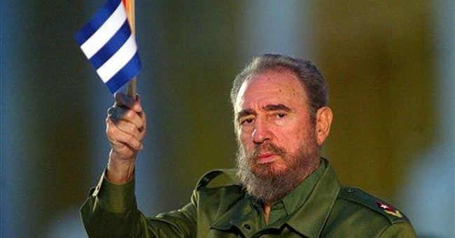 Castro Shuffling in Place