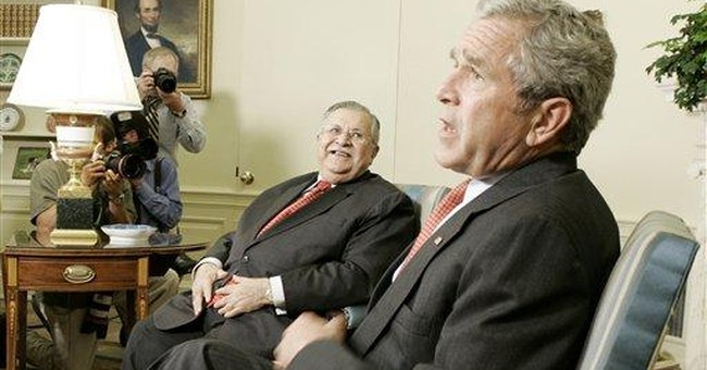 Bush's Attack on Amnesty Opponents