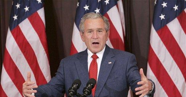 Bush's Blunder: How Not to Fire Up the Base