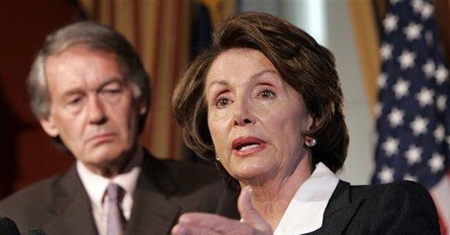 Cracks show in Democratic House