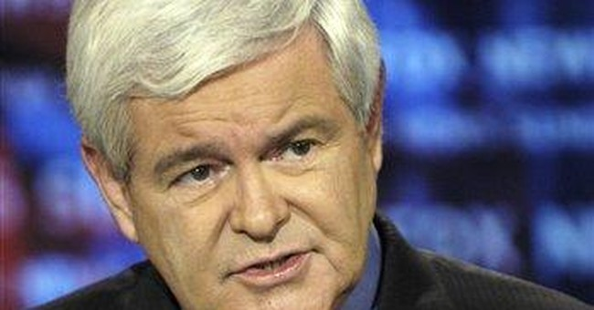 Newt Would Make a Great Show