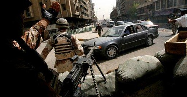 Iraq will become Hillary's war