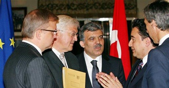Turkey, The Kurds and Paris Hilton