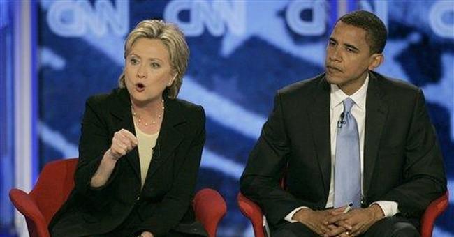 Nightmare Scenario for the Clinton Campaign