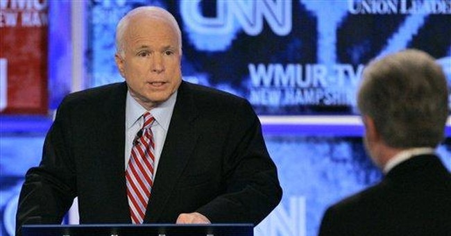 Overall Differences between Parties in the New Hampshire Presidential Debate