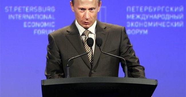Putin's Ploy