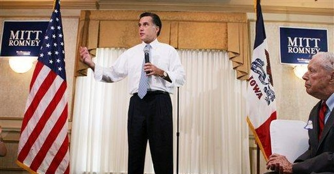 Governor Romney's Global Initiative For Values And Freedom: A Strategy To Defeat Radical Jihad