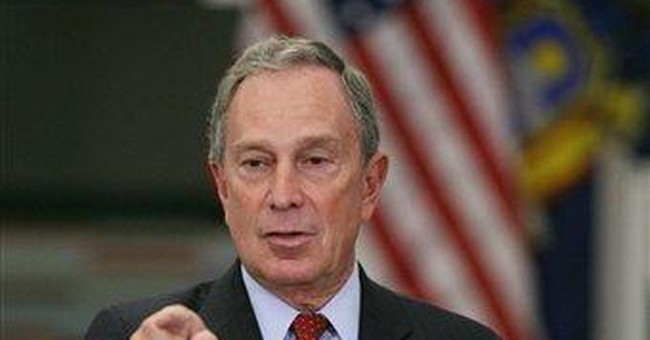 Bloomberg, Leader of the Ban