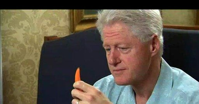 Hillary, Bill, Tony, You and I