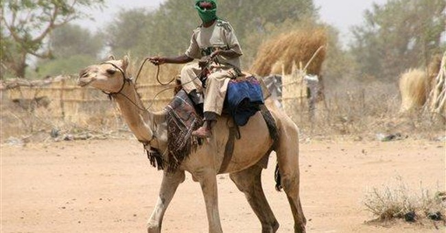 The Darfur Genocide and Global Warming