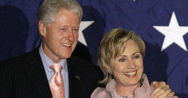 Bill & Hillary: The Rats Leaving A Sinking Ship?