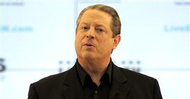 Gore's Live Earth Short on Substance