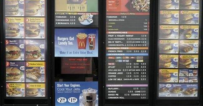 America and the Snack-Wrap Era