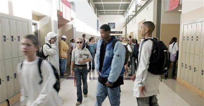 """The Latest """"Major"""" Fad in Public Schools"""