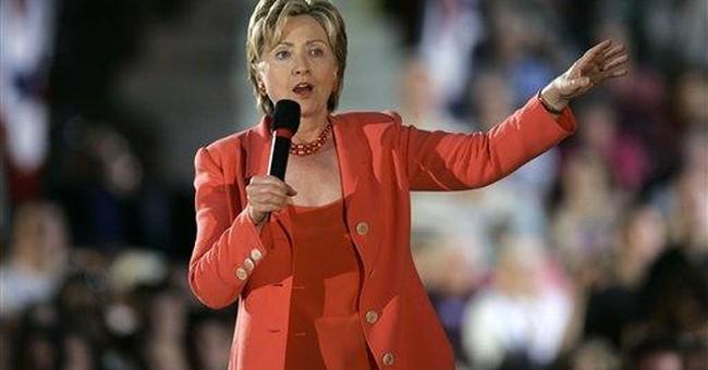 Hillary's Ultra-Left Campaign Speak
